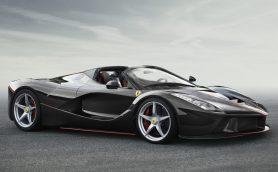 【パリサロン2016】公開前にすでに完売! あのラ・フェラーリに噂のオープンバージョンが追加