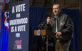 ケビン・スペイシー、米大統領選挙への出馬意思なし「ハウス・オブ・カード 野望の階段」