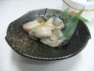 ↑宮城県といえば、新鮮な牡蠣でも有名
