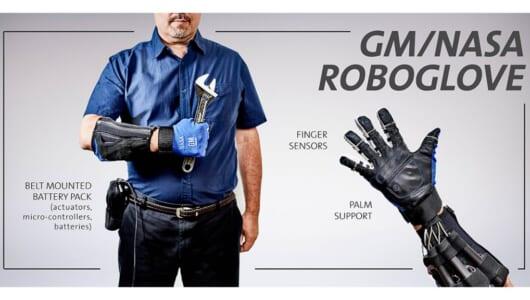 サイボーグ時代の到来!? GMがNASAと共同開発した「ロボグローブ」が新たなるステージへ