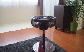 扇風機に数万円も出せるか! という人に体験して欲しい「SEASONS」。ちなみに↑こんな形もできます