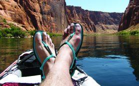 片足たったの120g! サンダルにしか見えないベアフットランニング用シューズ「Xero Shoes」の使い勝手がすごい