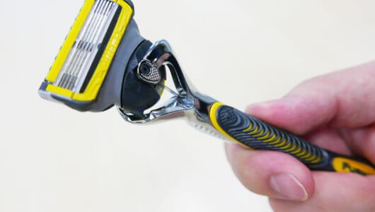 ヒゲ剃り後のボロボロ肌を防ぐ! 3Dシェービングの「ジレット」から「ジェルスムーサー」追加モデルが登場