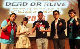 あの3D格闘ゲーム「DEAD OR ALIVE」が20周年のファン感謝イベントを開催!
