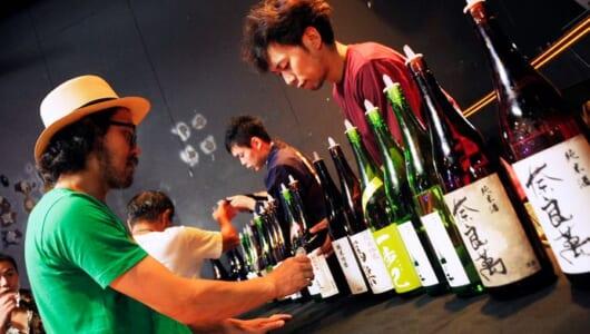 大注目スポット「会津」の日本酒12銘柄が飲み放題! 蔵人DJも登場する「東京會津祭」が渋谷で開催