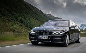 4WDもあり! BMWがプラグインハイブリッド、740eの詳細と新着写真を公開