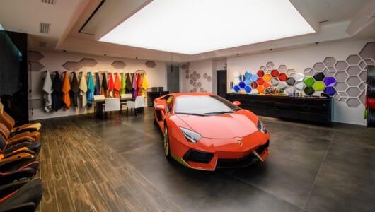 より個性的な自分だけの1台を! ランボルギーニがイタリア本社に「アド・ペルソナム」スタジオを開設