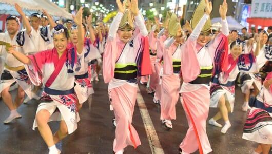 第1位は都内のあのお祭り! 旅好きのSNSユーザーが決めた行ってみたい「日本のお祭り」ベスト10