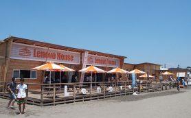指紋で決済できる! レノボの手がける由比ヶ浜の海の家はIT企業ならではの先進性がウリ!