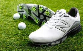 """【レビュー】ニューバランス国内初のゴルフシューズは、デザインと性能が絶妙な""""バランス""""だった"""