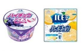【本日発売】あのハイチュウがアイスになった!? ローソン限定で2種類の新商品が販売開始!
