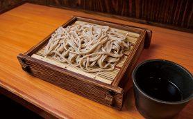 【昼は立ち食いそば】旨くて安すぎる十割そばが大人気! 渋谷で愛され続ける「嵯峨谷 渋谷店」