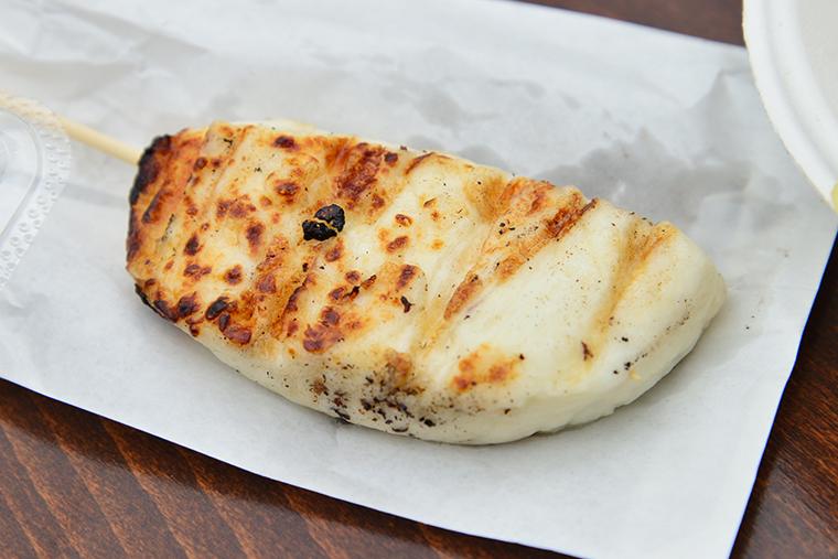 ↑おいしい焼きチーズ 400円