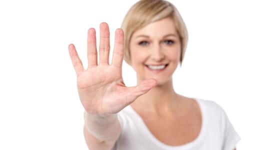 超簡単! 「手」を使った3つの運気アップ法