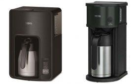 淹れたてのおいしさが続く! サーモスから真空断熱ポットコーヒーメーカー2機種が新登場