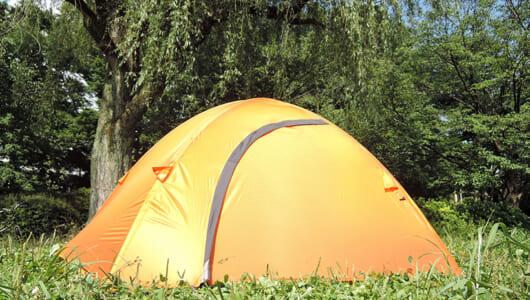 テントに玄関!? 全く新しい快適性を加えたアライテントの「オニドーム」が名作確定!