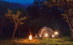 テントに焚火台――アウトドアのプロが激押しするフェスの野外泊にも使える逸品とは?