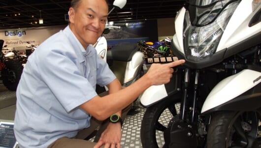 最終目標は「ころばないバイク」。発売2年を迎える3輪バイク「ヤマハ トリシティ」の現在地