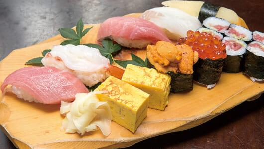 寿司といえば鮮度が命! 新鮮なネタをリーズナブルに楽しめる人気寿司店5選
