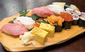 【安旨寿司の名店】大きめのシャリがコスパ抜群! ネタの鮮度も申し分ない「いろは寿司 中目黒本店」