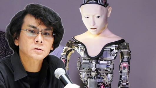 """あのマツコロイドの生みの親が手がける人型ロボット「機械人間オルタ」の""""生き物らしさ""""とは?"""