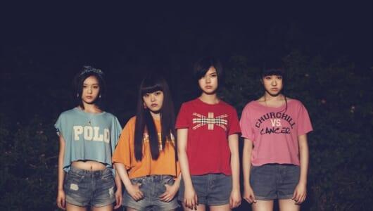 平均年齢15歳のガールズバンド「GIRLFRIEND」地元・大阪でデイリーチャート1位獲得