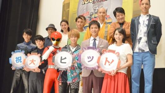 ゲスト出演の沢村一樹、「仮面ライダーゴースト」キャストに敵意むき出し!?