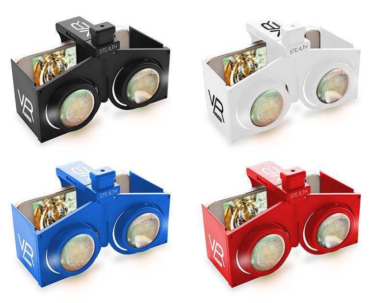 ↑STEALTH VR POCKET/全4色