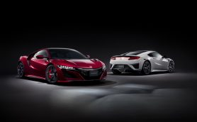 いよいよ日本デビューへ! ホンダが新型NSXの特設サイトを公開