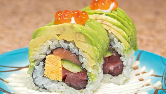 【回転寿司の名店】お盆休みは六本木ヒルズで寿司デート! バラエティ豊かなオシャレ寿司満載の「回転すし ぴんとこな」