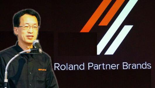 電子楽器のローランドがオーディオ市場に挑む! ヘッドホンやスピーカーなど海外ブランドの取扱いを強化