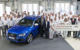 そろそろ新型も? アウディQ5が登場8年で生産100万台を達成!