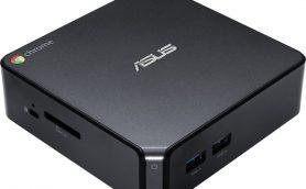 えっ!これがパソコン? 手のひらサイズのコンパクトデスクトップPC「ASUS Chromebox」