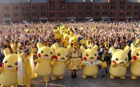 今年も横浜がピカチュウだらけに! 「ピカチュウ大量発生チュウ」のびしょ濡れイベントには渡辺直美が登場