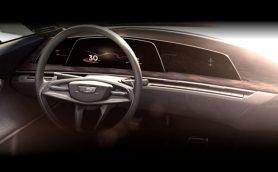 ペブルビーチで公開! キャデラックが新たなコンセプトカーの発表を予告
