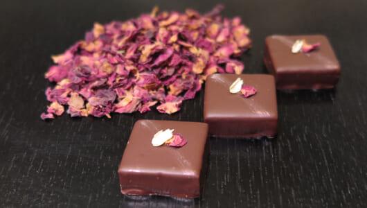 ブルガリの香水がチョコレートに! 新フレグランス発売を記念した「チョコレート・ジェムズ(宝石)」が登場