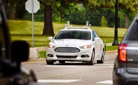 【クルマノミライ】アクセルもブレーキもない! フォードが2021年に完全自動運転車の実用化を宣言