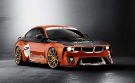 新仕様が公開! BMWがM2ベースの「2002オマージュ」をペブルビーチで披露