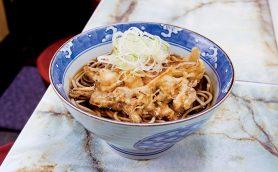 【昼は立ち食いそば】東京そばのスタンダード! 甘辛つゆ+ゆでめんにこだわる「立喰いそば 遠野屋」