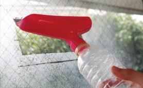 【ぜんぶ108円】水道がなくても水掃除ができる「ペットボトル装着クリーナー」を家事研究家が本音レビュー!