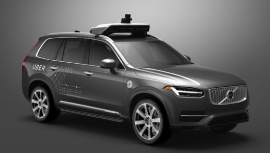 トヨタに続きボルボも! 自動運転分野で米配車サービス「ウーバー」との提携を発表