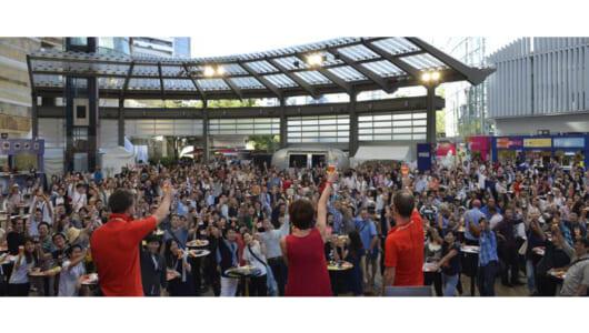 ここでしか飲めない113種類のビールが集結! ビールの祭典「ベルギービールウィークエンド」が六本木で開催