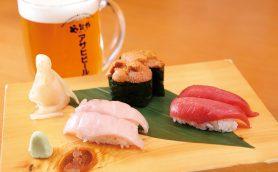【安旨寿司の名店】職人握りの寿司が一貫64円から! 良心価格の本格寿司居酒屋を楽しみたいなら「や台ずし 八王子中町」へ