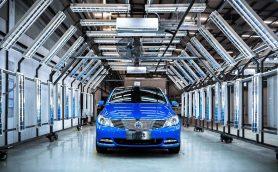 一回の充電で400km! メルセデス・ベンツBクラスベースの中国製EV「デンツァ400」の生産が開始