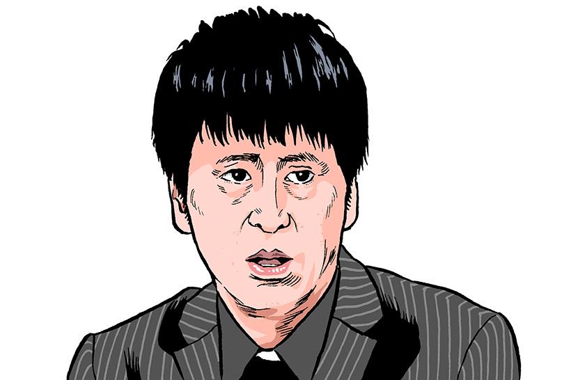 ↑ブラックマヨネーズ・吉田敬さん