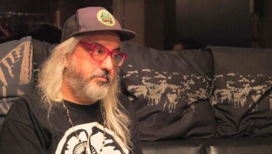【インタビュー】グランジロックの巨人、「ダイナソーJr.」のJ・マスシスが最近買ったお気に入りのモノとは!?