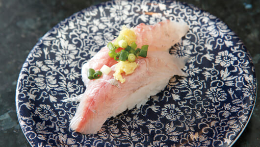 【回転寿司の名店】寿司ネタで「かます」!? レアな地魚が味わえる「廻鮮寿司処タフ あざみ野店」