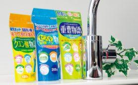 100均の重曹/クエン酸/セスキ炭酸ソーダを使えば家がピッカピカに!【場所別にプロが解説】