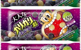 オトナなガリガリ君!? ワイン用のぶどう果汁を配合した「甘みと渋み」のガリガリ君が8月30日に発売