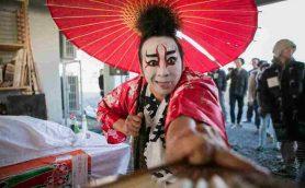 最速のハロウィンイベントが8/27に開催! 「マグロ解体ショー」に「和太鼓」にって自由すぎ!